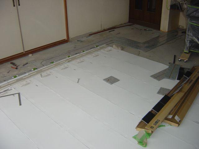 マンション 床暖房